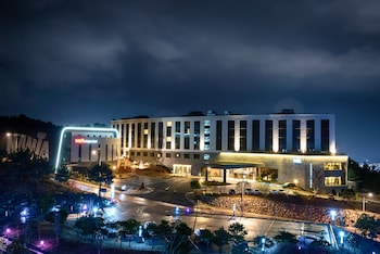 Foto van Hotel Nanta Jeju in Jeju