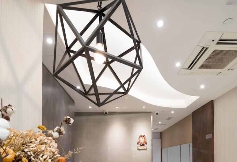 城滙奧運酒店, 九龍, 櫃台