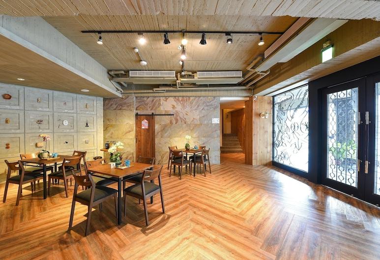 Nan Fun House Hotel, Đài Nam, Tiền sảnh