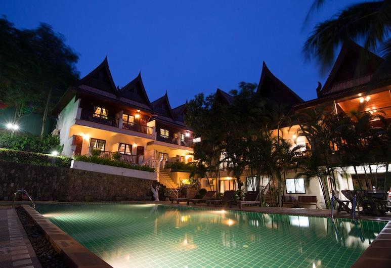 Kata Interhouse Resort, Karon, Piscine en plein air