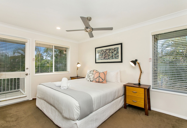 Tradewinds 4, Byron Bay, Family Villa, 3 Bedrooms, Garden Area, Room