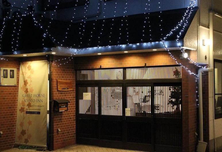 Guest House Kyoto Inn - Hostel, Kyoto, Hadapan Hotel - Petang/Malam