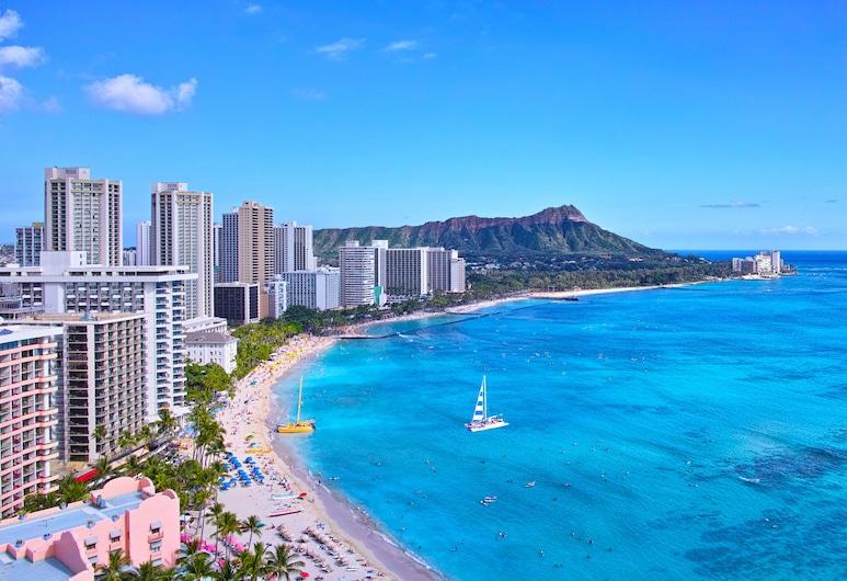 Waikiki Place - the Place to be in Waikiki, Honolulu, Plaža