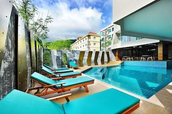 パトン、ラタナ パトン ビーチ ホテル、シャナヤの写真