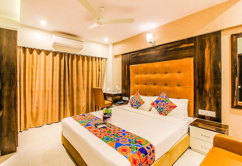 Fabhotel Embassy Park BKC, Mumbai, Deluxe Room, Guest Room