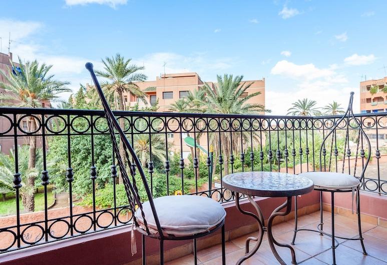 Résidence Mirador Majorelle, Marrakech, Apartment, Balcony, Balcony