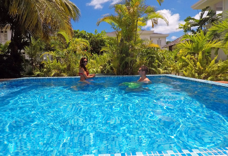 Chateau Elysium, Mahe Island, Deluxe Villa, 2 Bedrooms, Private Pool, Room