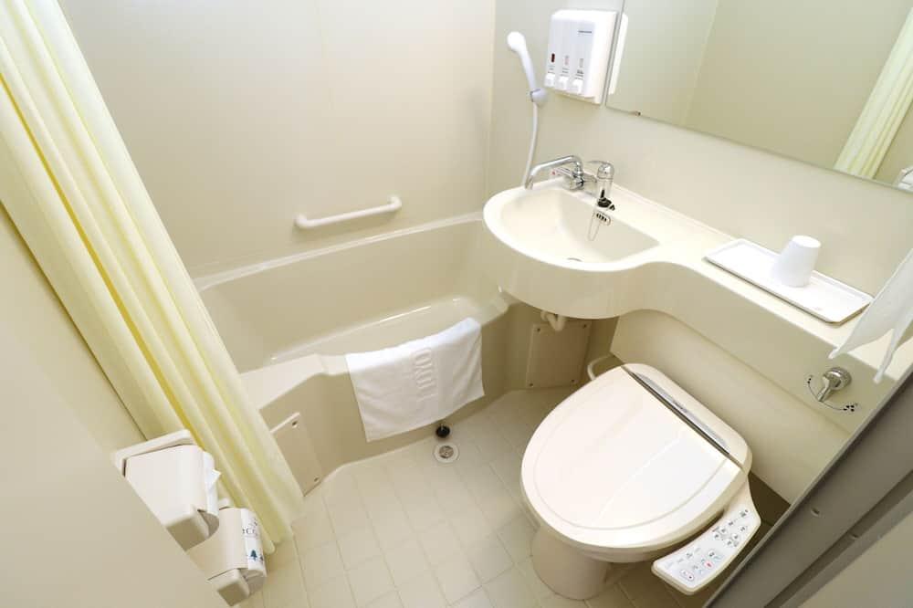 Pokoj Superior se dvěma jednolůžky, kuřácký - Koupelna