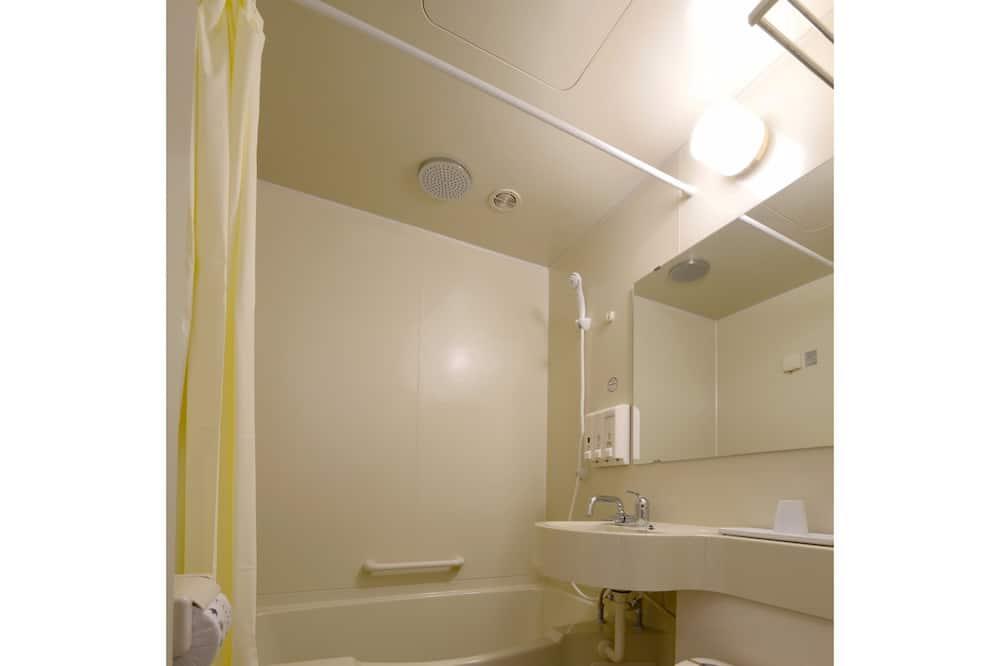 Basic-Einzelzimmer, Nichtraucher - Badezimmer