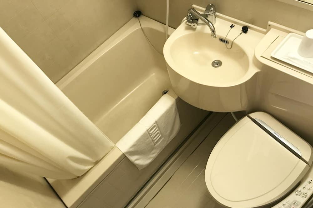 Štandardná dvojlôžková izba, nefajčiarska izba - Kúpeľňa