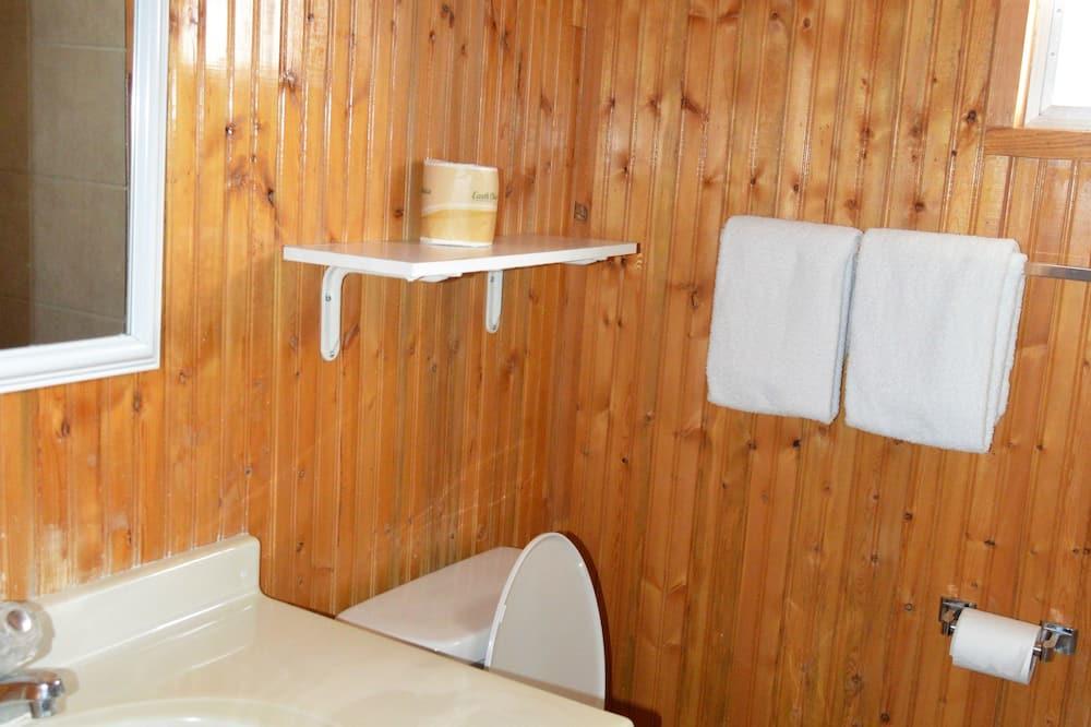 Tweepersoonskamer, 2 slaapkamers - Badkamer
