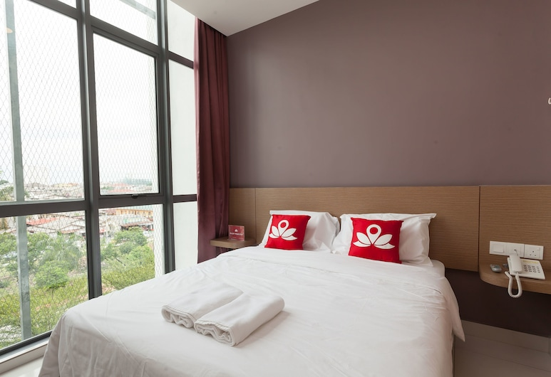 海港禪房飯店, 八打靈再也, 豪華雙人房, 客房