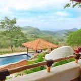 Villa de luna de miel, 1 habitación, piscina privada, vista al mar - Piscina