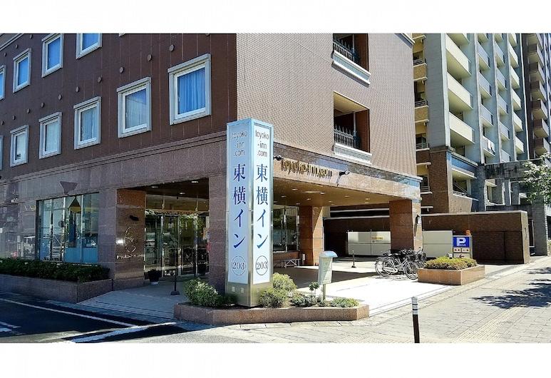 Toyoko Inn Satsuma Sendai-eki Higashi-guchi, Satsumasendai, Εξωτερικός χώρος