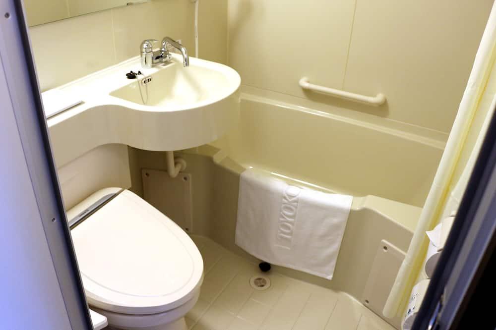 經濟雙人房, 吸煙房 - 浴室