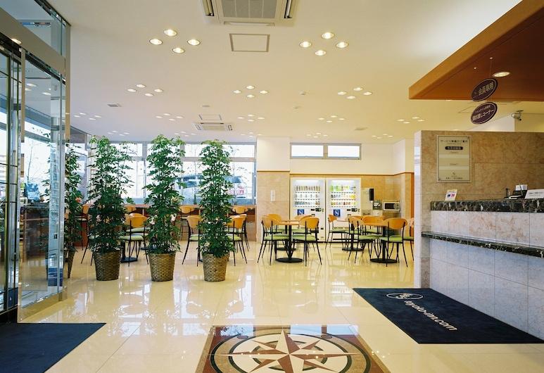 Toyoko Inn Kanazawa Kenrokuen Korimbo, קאנאזאווה, לובי
