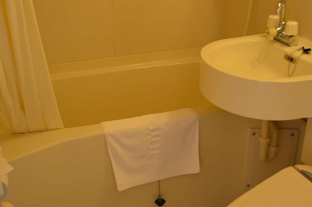 エコノミーシングルルームA 禁煙 - バスルーム