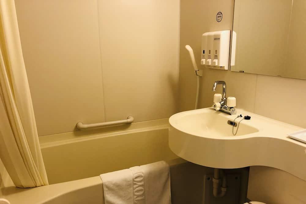 Standard Tek Kişilik Oda, Sigara İçilebilir - Banyo