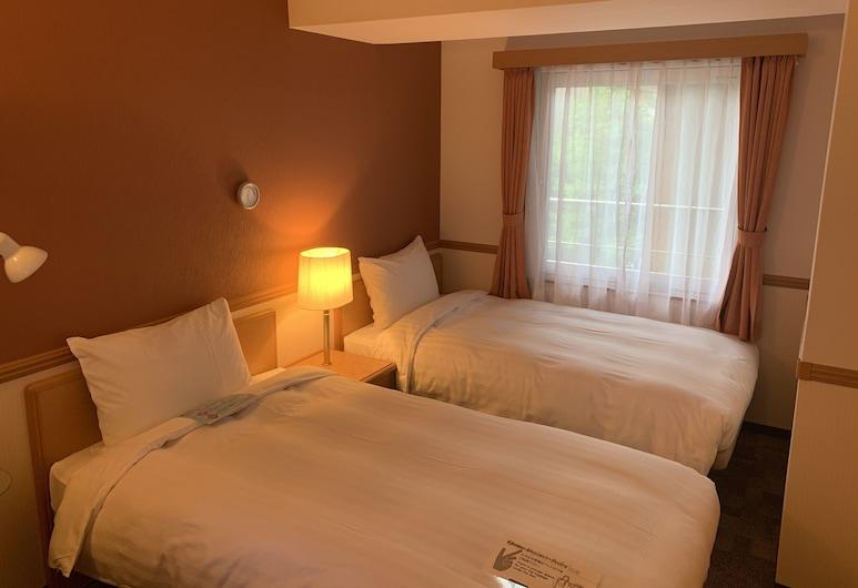 Toyoko Inn Kyoto Gojo-karasuma, Kyoto, Štandardná dvojlôžková izba, fajčiarska izba, Hosťovská izba