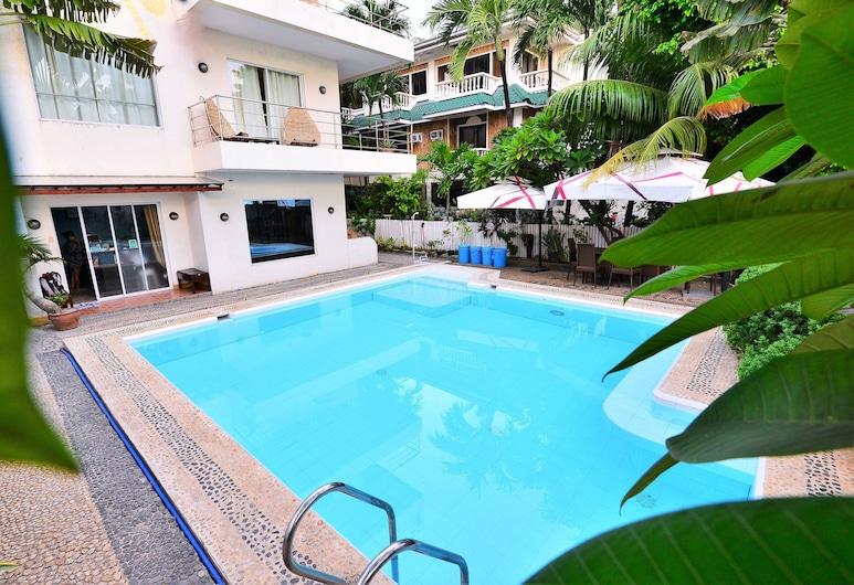 젠 프리미엄 스테이션 1 로드 프론트, Boracay Island, 레스토랑