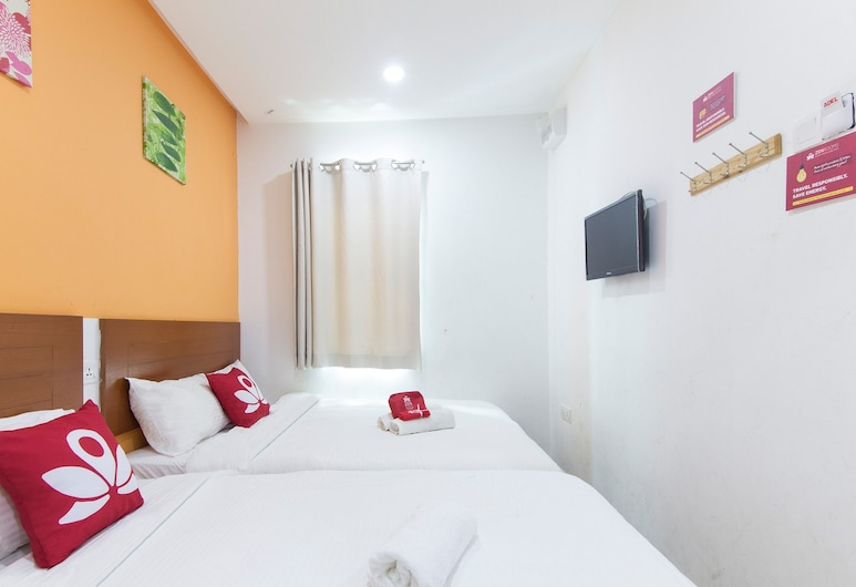 ZEN Rooms Colour Hotel, George Town, Trojlôžková izba, Hosťovská izba