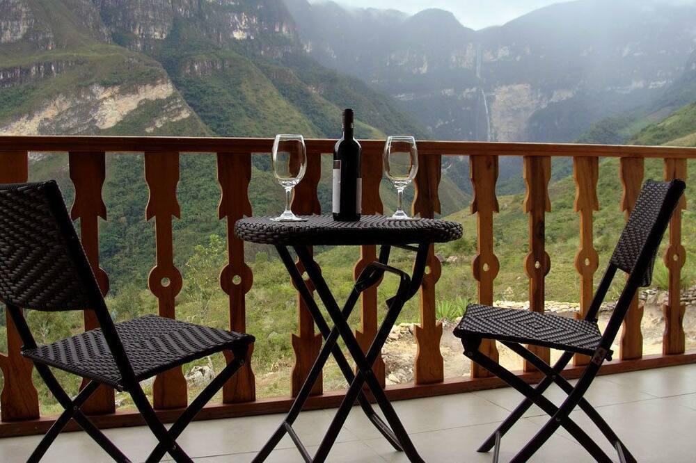 Suite, balkon, pemandangan lembah - Balkon