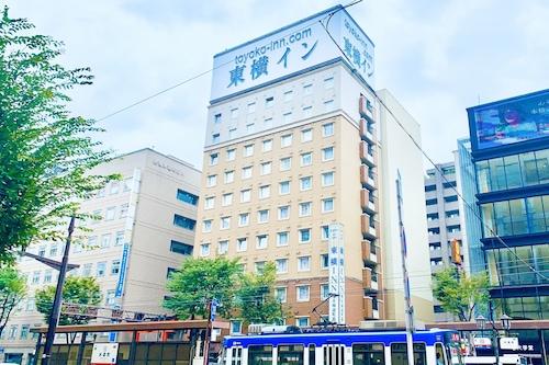 熊本城通町筋東橫