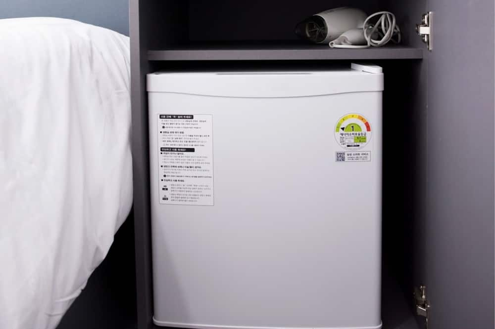 標準雙人房 - 迷你冰箱