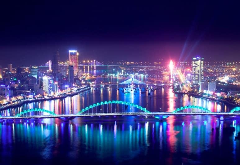 峴港寶映精品飯店, 峴港, 鳥瞰