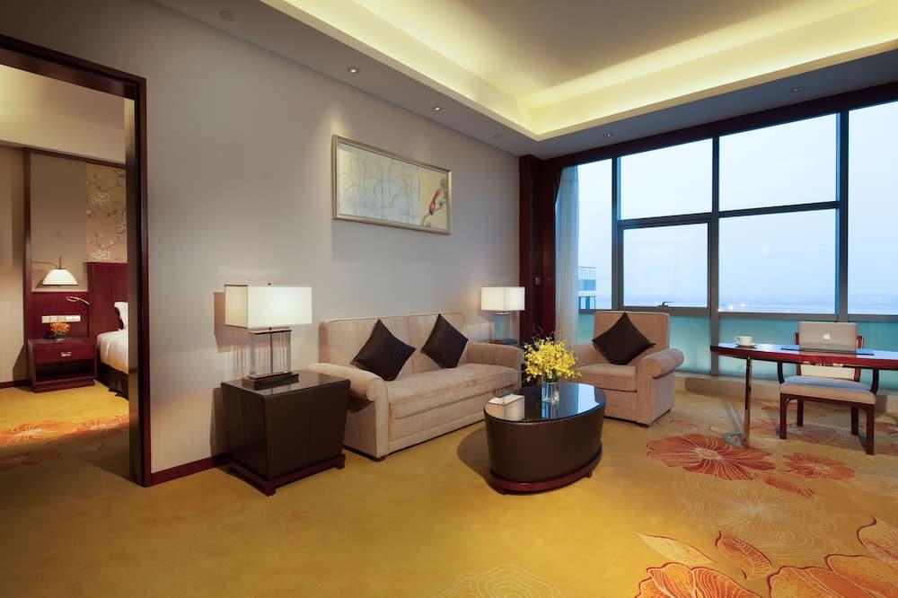 جناح تنفيذي - غرفة معيشة