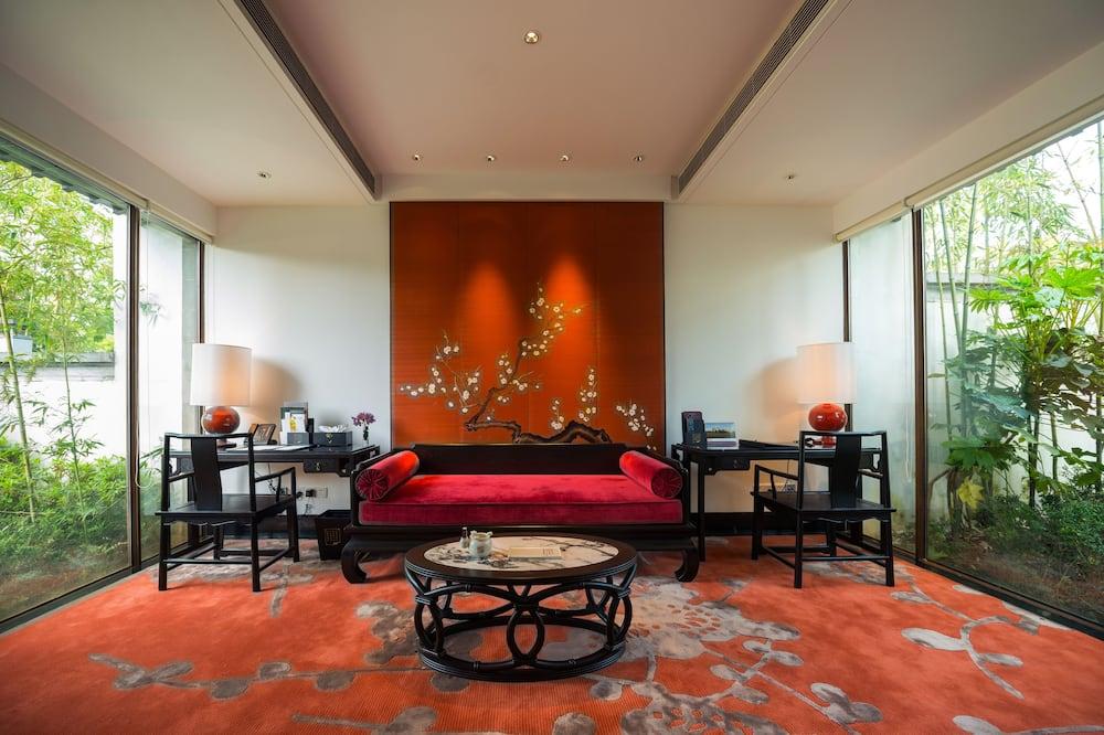 Villa - Sala de estar