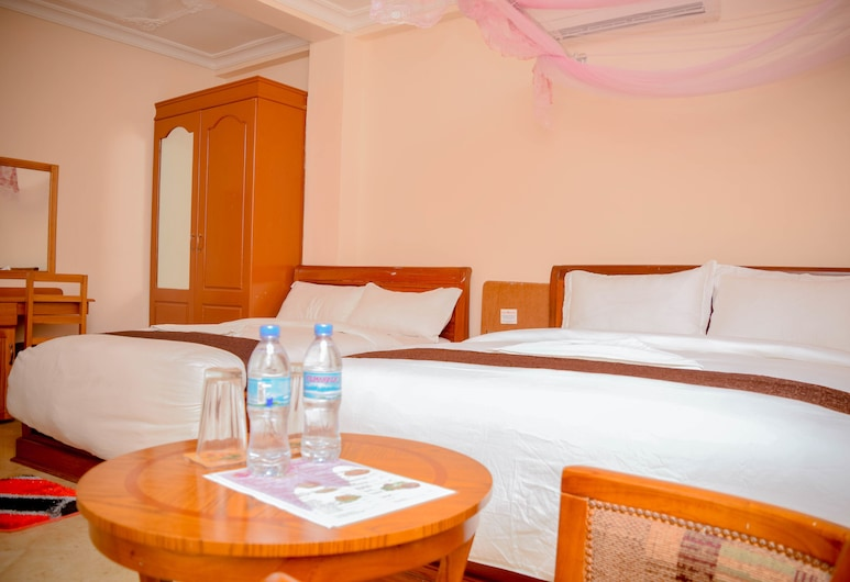 Silver Paradise Hotel, Dar es Salaam, Quarto Twin, Quarto