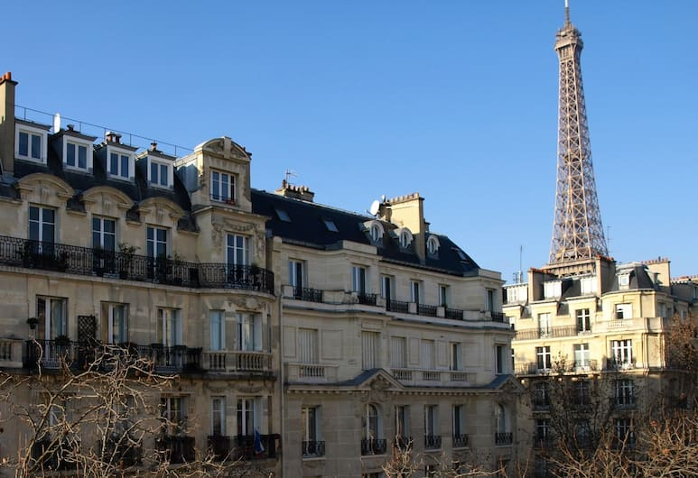 肯辛頓艾菲爾酒店, 巴黎