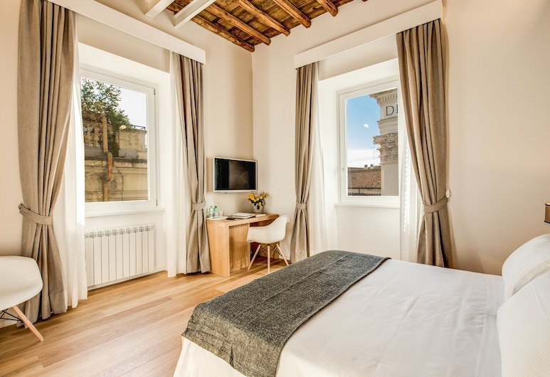 杜波多瑪尼套房酒店, 羅馬, 奢華套房, 客房
