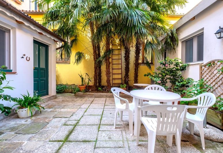 加法洛飯店, 威尼斯, 花園