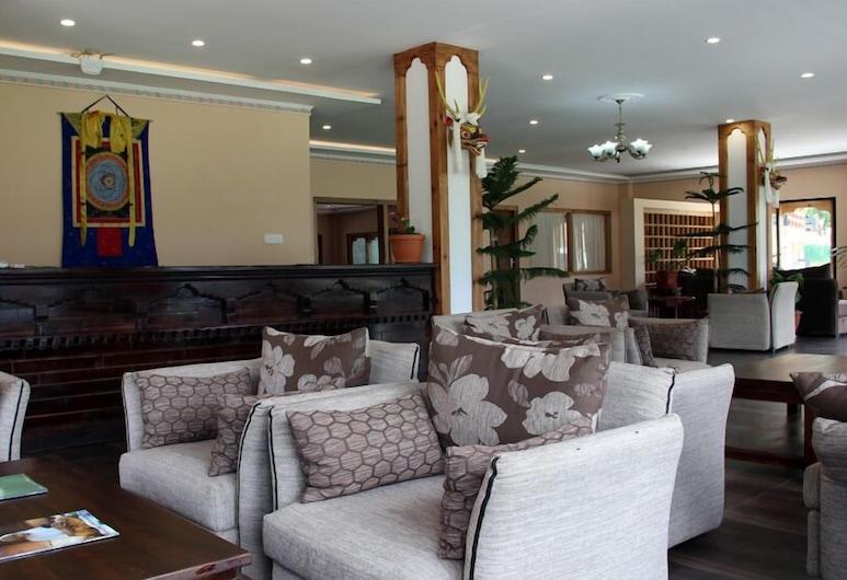 Bhutan Mandala Resort, ปาโร, ล็อบบี้เลาจน์