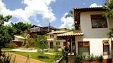 Sélectionnez cet hôtel quartier  Tiradentes, Brésil (réservation en ligne)