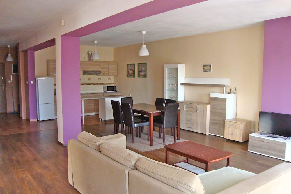 Superior penthouse, 3 slaapkamers, kitchenette - Uitgelichte afbeelding