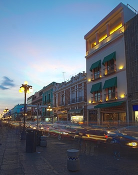 Hình ảnh Casa Rosa Gran Hotel Boutique tại Puebla