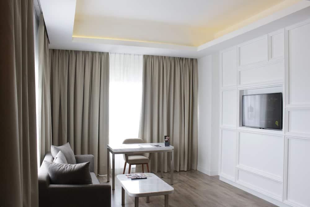 Suite (Vertu) - Salle de séjour