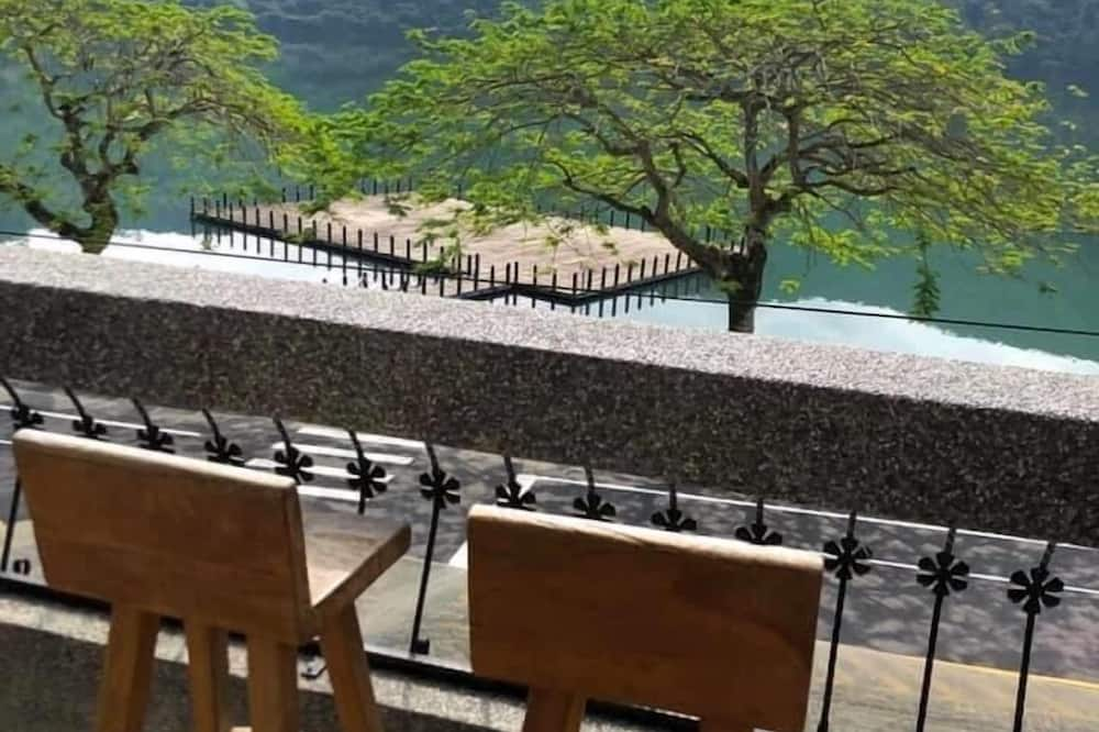 Dubbelrum - smekmånad - balkong - sjöutsikt - Sjöutsikt