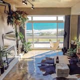 Double Room, Oceanfront (N - 2F) - Living Area