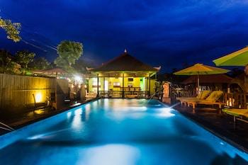Gambar Taman Sari Villas Lembongan di Pulau Lembongan