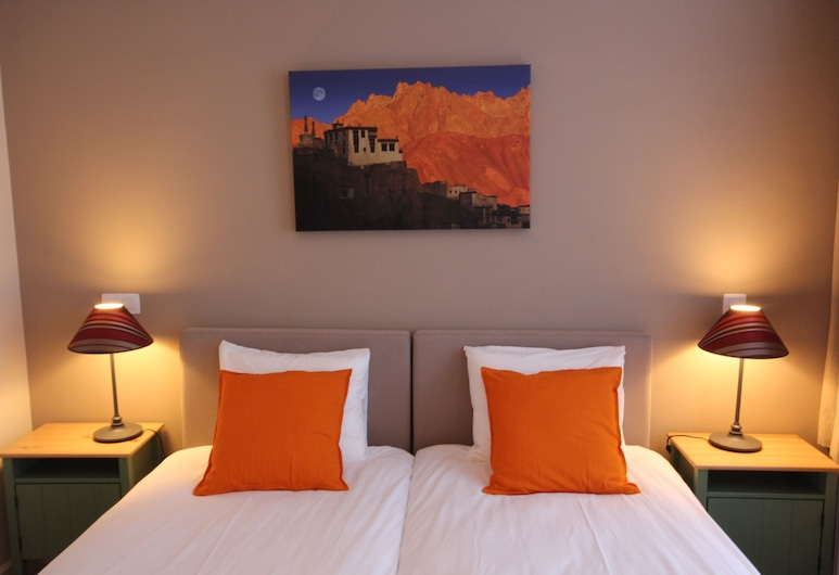 Hooome, Brussels, Classic Double Room, Guest Room