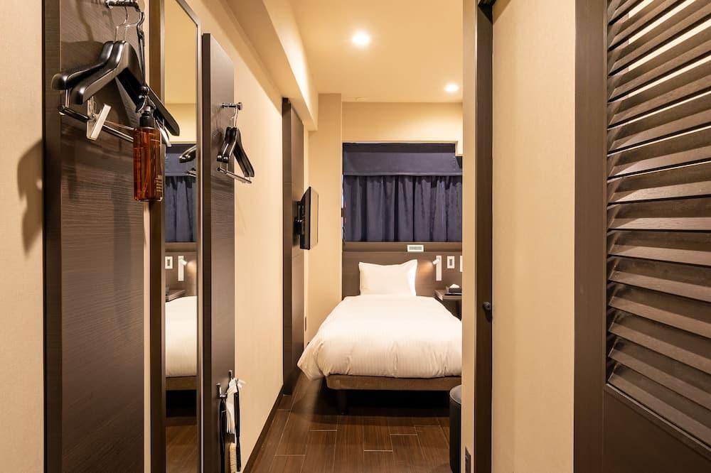 改装済 ツインルーム シャワー付き - ホテルのインテリア