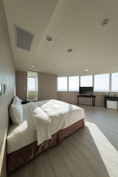 Obrázek hotelu Xin She Hotel-Chungli ve městě Jungli