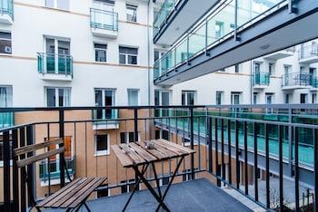 Obrázek hotelu Vagabond Corvin ve městě Budapešť