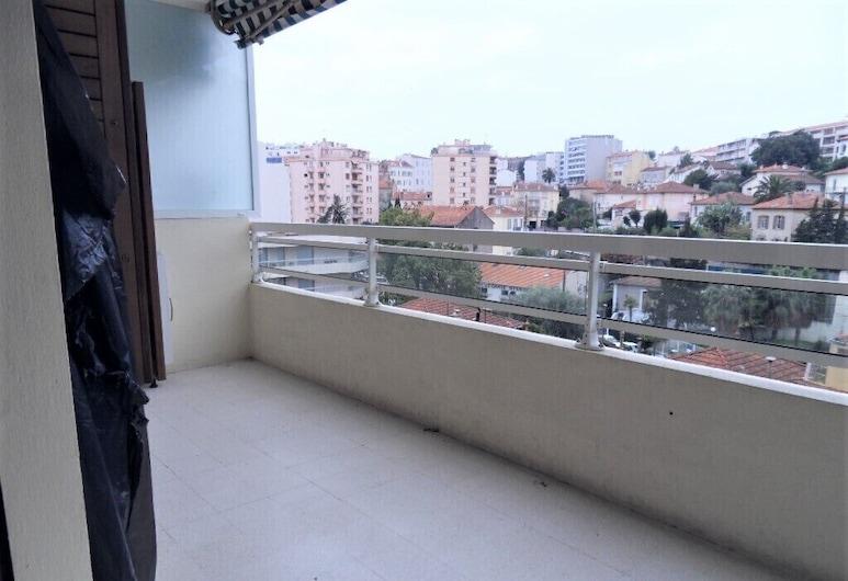 Appartement Saint Jean par Brasilia – By Welcome to cannes, Cannes, Appartement, 2 chambres (39 ave de St Jean 06400), Terrasse/Patio