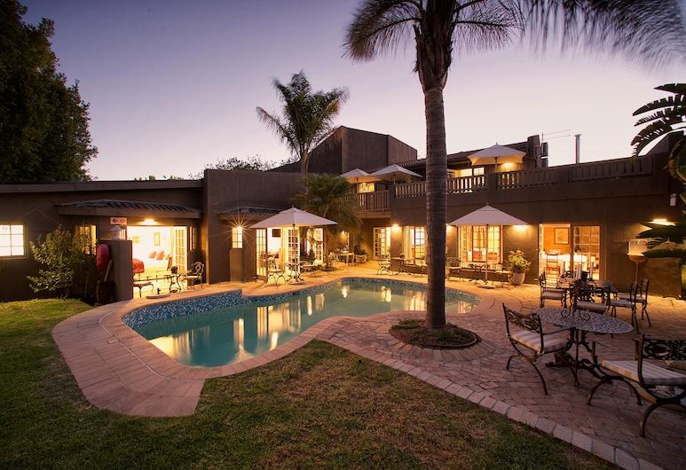 Baruch Guesthouse on Lovell, Stellenbosch, Bazén