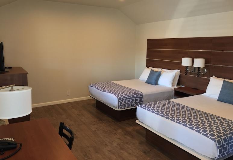 Sterling Inn, Santa Clara, Quarto Standard, 2 camas queen-size, Quarto